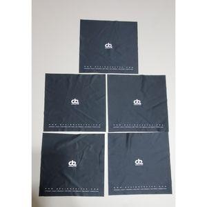5-Pack MicroFiber Cleaning Cloths (Designer Eyes)